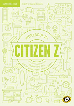 (18).CITIZEN Z (B1).WORKBOOK +DOWNLOADABLE AUDIO