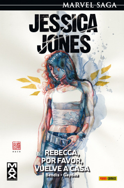 JESSICA JONES, 2 REBECCA POR FAVOR