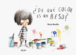 ¿DE QU� COLOR ES UN BESO?