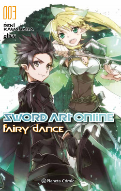 SWORD ART ONLINE FAIRY DANCE 3