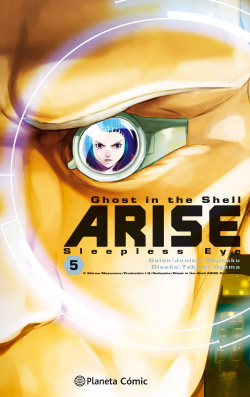 GHOST IN THE SHELL ARISE 5