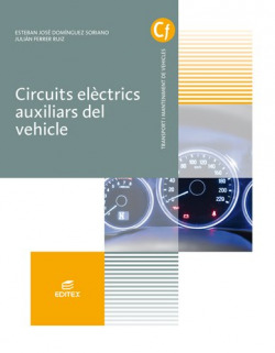 (CAT).(18).(GM).CIRCUITS ELECTRICS AUXILIARS VEHICLE