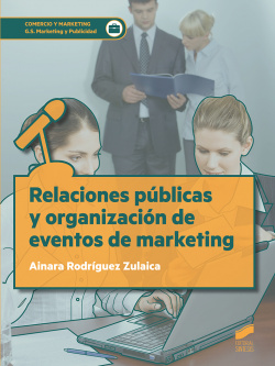 RELACIONES PUBLICAS Y ORGANIZACION EVENTOS DE MARKETING