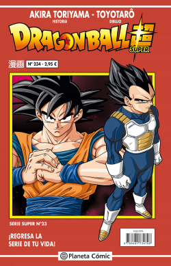 DRAGON BALL SERIE ROJA 234