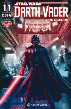 Star wars:darth vader lord oscuro