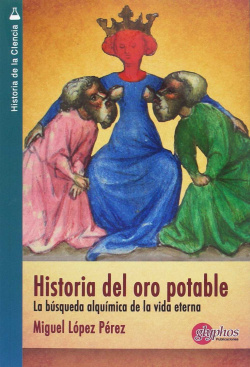 HISTORIA DEL ORO POTABLE