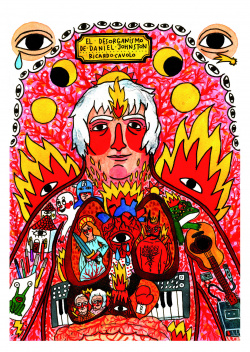 Desorganismo De Daniel Johnston