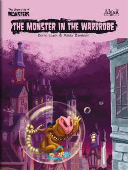 THE MONSTER IN THE WARDROBE