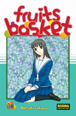 Fruits basket 20