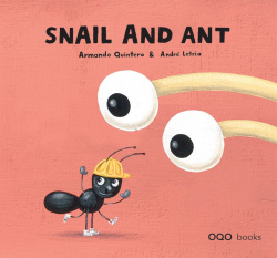 Snail and ant