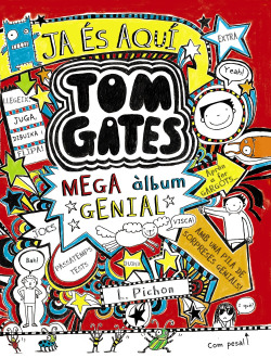 Tom gates mega álbum genial