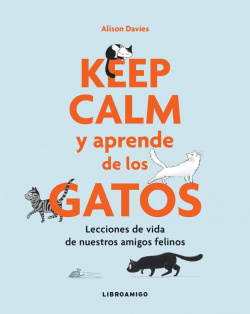 KEEP CALM Y APRENDE DE LOS GATOS