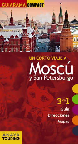 MOSCÚ-SAM PETERSBURGO 2017