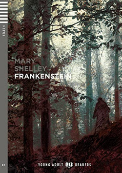 FRANKENSTEIN (+CD).(STG.3 B1).(YOUNG ADULT READERS)