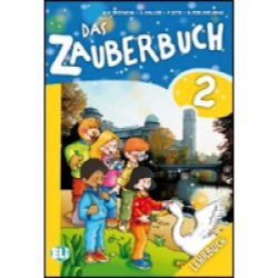 DAS ZAUBERBUCH 2 ACTIVITY BOOK