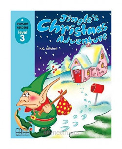 (3).JINGLE'S CHRISTMAS ADVENTURE (+CD).PRIMARY READER
