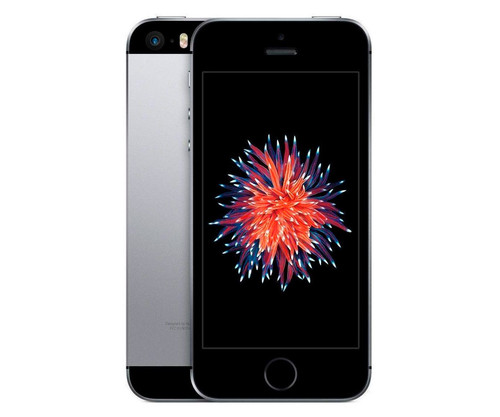 APPLE IPHONE SE 32GB GRIS ESPACIAL MOVIL 4G 4'' RETINA/2CO