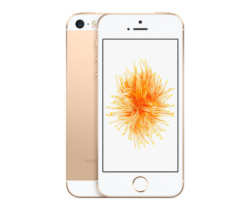 APPLE IPHONE SE 32GB DORADO MOVIL 4G 4'' RETINA/2CORE/16GB