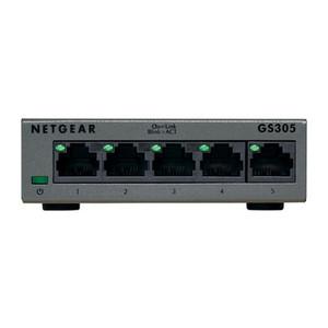 Switch 5 Puertos NETGEAR GS305-100PES