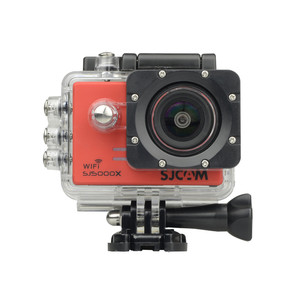 Camara SJCAM SJ5000X ELITE WIFI RED V2.0