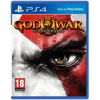 God Of War 3 HD Remasterizado Ps4