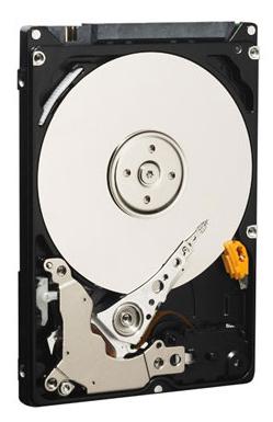 Disco Duro 2.5 SATA3 750GB WD BLACK 16MB