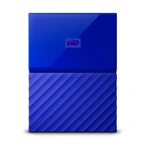 Disco Duro Ext USB3.0 2.5 3TB WD MY PASSPORT AZUL