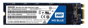 Disco Duro M2 500GB WD BLUE