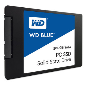 Disco Duro SSD 2.5 500GB WD BLUE