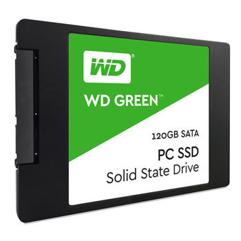 Disco Duro 2.5 SSD 120GB WD GREEN