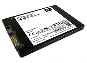 Disco Duro 2.5 SSD 240GB SATA3 WD GREEN