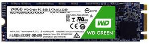 Disco Duro M2 240GB WD GREEN