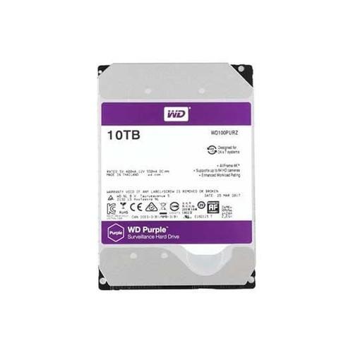 HD 3.5 10TB SATA3 WD 256MB DESKTOP PURPLE