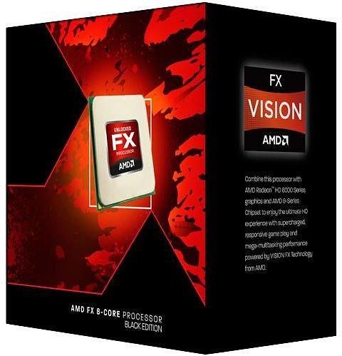 Procesador AMD AM3+ FX-8370