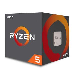Procesador AMD AM4 RYZEN 5 1400 4X3.4GHZ/8MB BOX