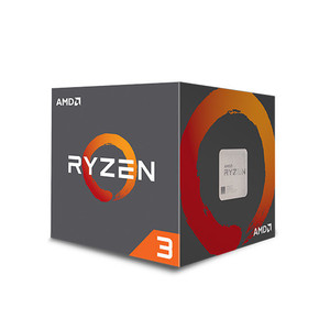 CPU AMD AM4 RYZEN 3 1300X 4X3.7GHZ/10MB BOX