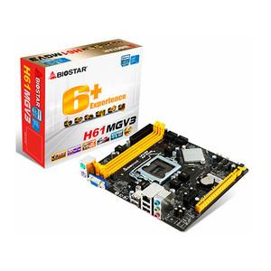PB BIOSTAR 1155 H61MGV3