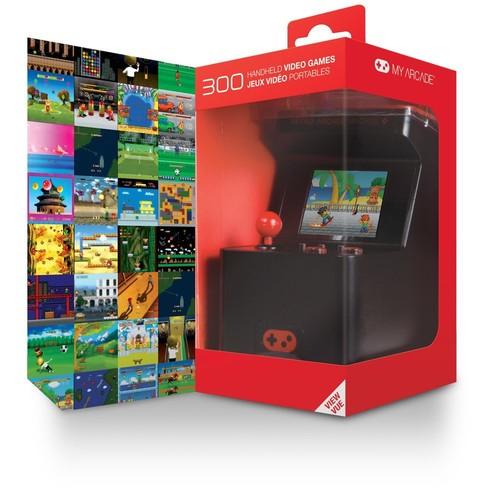 Consola Retro Arcade Machine X 16 Bit 300 Juegos Libreria