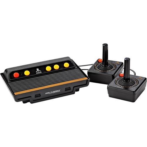 Consola Retro Atari Flashback 7 (Incluye 105 Juegos)