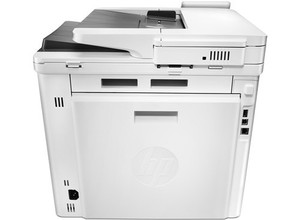 Impresora Hp Multifuncion Laserjet Color M477Fdn