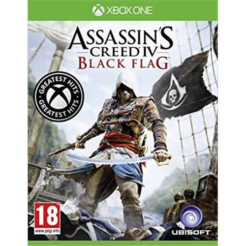 AssassinsCreed 4 Black Flag Greatest Hits Xone