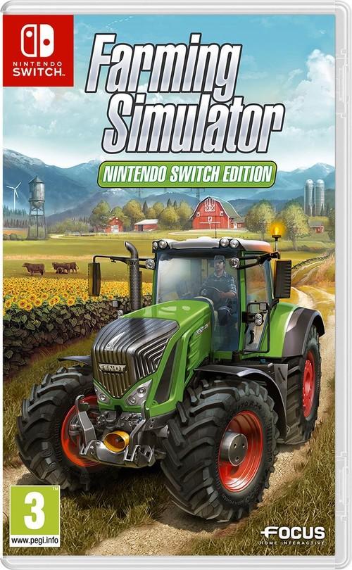 Farming Simulator Switch Edition N-Switch