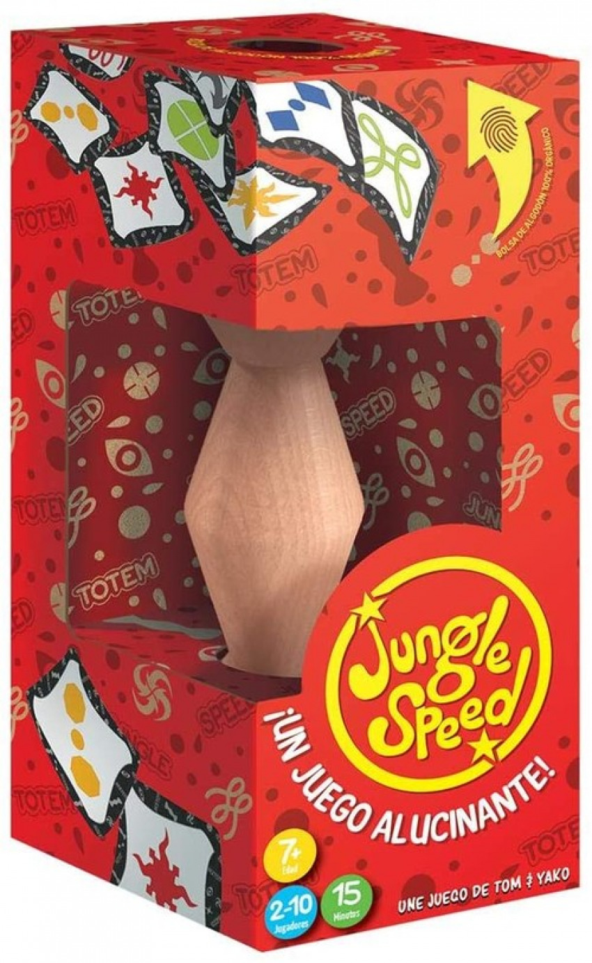 JUNGLE SPEED ECO ES/PT