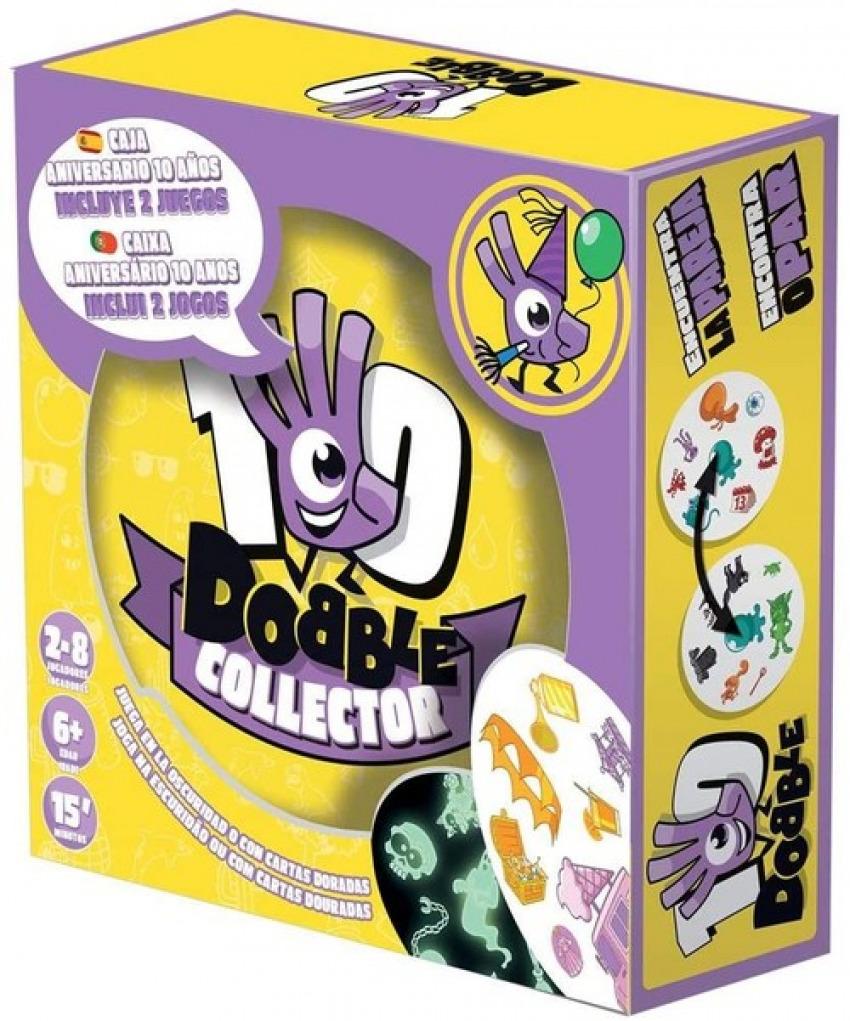 Dobble edicion coleccionista 10º aniversario ludilo