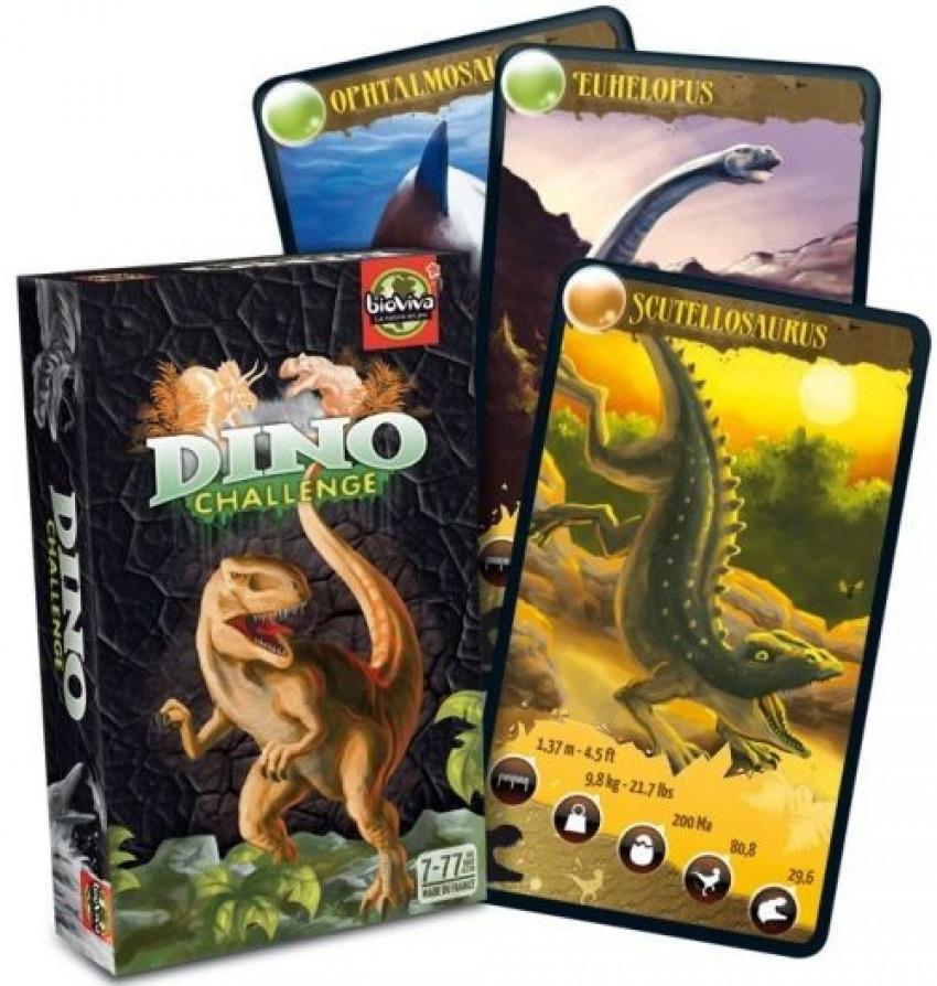 Cartas desafios naturaleza dinosaurios 3