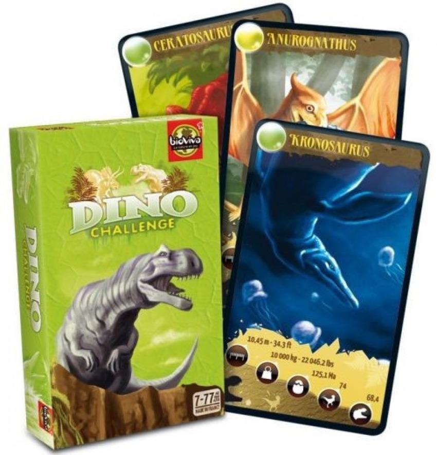 Cartas desafios naturaleza dinosaurios 1