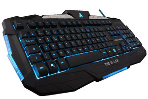 Teclado THE G-LAB KEYZ200/SP GAMING