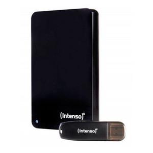 Disco Duro Ext USB3.0 2.5 1TB INTENSO DRIVE+PENDRIVE 16GB
