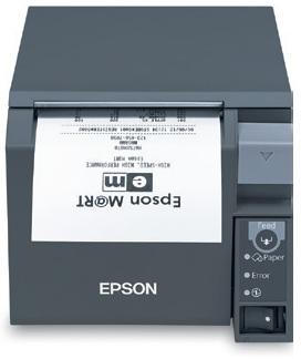 Impresora Tickets Epson Tm-T70Ii Usb Blanco