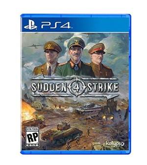 Sudden Strike IV Ps4